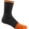 Darn Tough Merino Wool Steely Micro Crew Cushion Sock
