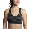 Brooks Moving Comfort Just Right Racer Sports Bra - Women's