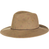 Brooklyn Hats Flores Rose Print Wool Felt Rancher Hat