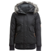 Basin and Range Sparrow Hawk Down Bomber Jacket - Women's