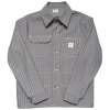 Pointer Brand Fisher Stripe Chore Coat - Men's