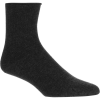 Hansel From Basel Superfine Cashmere Roll Top Short Crew Socks - Women's