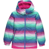 Juxt Striped Ski Jacket - Girls'