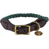 Found My Animal Rope & Leather Collar