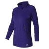 New Balance M4M Seamless Cable Pullover - Women's