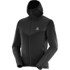 Salomon X Alp Mid Fleece Hooded Jacket - Men's