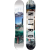 Nitro Team Exposure Snowboard - Wide