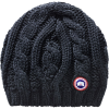 Canada Goose Merino Cable Knit Beanie - Women's