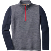 SmartWool Merino 250 Pattern Zip Top - Boys'