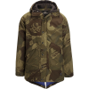 Penfield Kingman Camo Insulated Fishtail Parka - Men's