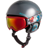 Quiksilver Game Pack Helmet and Goggle - Kids'