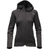 The North Face Crescent Hooded Fleece Jacket - Women's