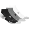 Under Armour HeatGear Tech No Show Sock - 3-Pack
