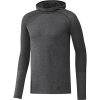 Adidas Primeknit Long-Sleeve Hooded T-Shirt - Men's