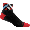 Darn Tough Graphic 1/4 Ultra-Light Socks