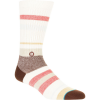 Stance Malibu Stripes with Butter Blends Crew Sock