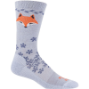 Farm To Feet Everyday Emeryville Fox Crew Sock - Girls'