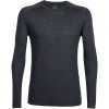 Icebreaker Sphere Long-Sleeve Crewe Shirt - Men's