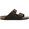 Birkenstock Arizona Suede Sandal - Men's