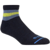 FITS Light Hiker Ankle Stripe Quarter Socks