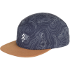 Parks Project Trail Topo Camp Flat Brim Hat