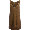 Free People Chevron Sweater Tank Top - Women's