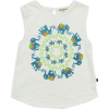 Appaman Elephant Trail Samet Tank Top - Toddler Girls'