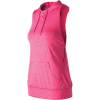 New Balance Hooded Pullover Shirt- Women's