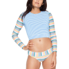 Seea Swimwear Palomar Cropped Top Rashguard - Women's