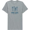 Locally Grown Drink Local Beer Taps T-Shirt - Men's