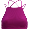 Free People High Neck Strappy Back Bra - Women's