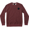 RVCA Motors Speckle Fleece Pullover - Men's