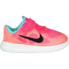 Nike Free Run 2 Toddler Shoe - Toddler Girls'