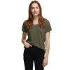 Monrow Granite Relaxed Crew - Women's