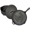 Camp Chef National Parks Cast Iron Set