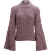 Free People Snow Bird Pullover Sweater - Women's