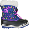 Sorel Yoot Pac Nylon Print Boot - Little Girls'