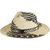 Seafolly Shady Lady Monochrome Fedora
