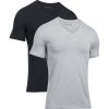 Under Armour Cotton Stretch Short-Sleeve V-Neck T-Shirt - 2-Pack - Men's