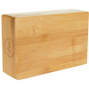 Maji Sports Bamboo Yoga Block