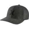 Hurley Black Suits Flexfit Hat