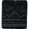 United by Blue Polaris Fleece Throw Blanket