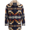Pendleton Brownsville Shearling Collar Coat - Men's