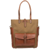 Will Leather Goods Canvas & Leather Ashland Tote - Women's