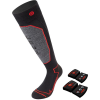 Lenz Set of 1.0 Slim Fit Heat Socks & rcB 1200 Lithium Packs