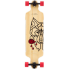 Gold Coast The Aesop Drop Through Complete Longboard