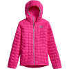 The North Face ThermoBall Hooded Insulated Jacket - Girls'