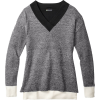 Smartwool Akamina Color Block V-Neck Sweater - Women's