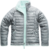 The North Face Mossbud Swirl Reversible Jacket - Girls'
