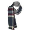 Barbour Reversible Plaid Wrap